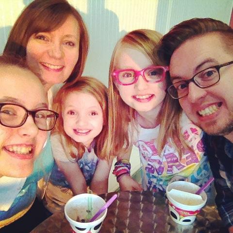 Joy & family