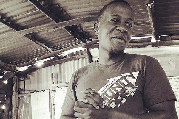 Jay Muindi