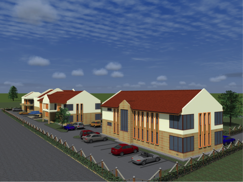 Proposed LIA Center, Kenya