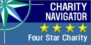 Charity Navigator - Four Star Charity