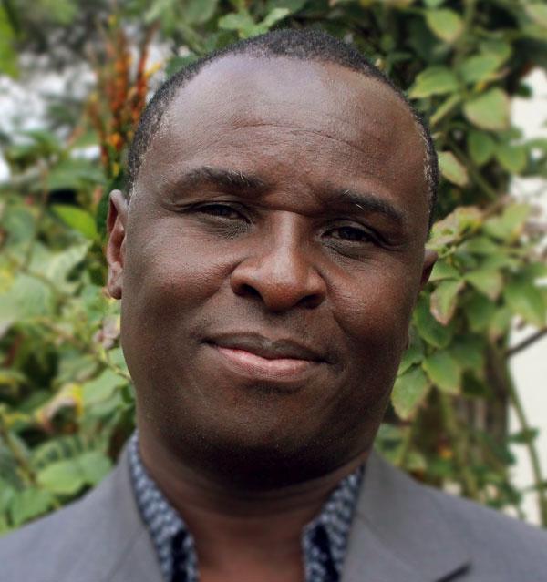 Eliud Wasike
